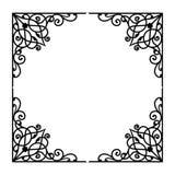 Awarawar selok för VEKTORPRYDNAD 2 vektor illustrationer