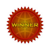 Award badge Stock Photography
