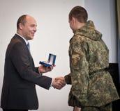 Award ceremony Royalty Free Stock Photography