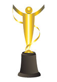 Award Cup Royalty Free Stock Photography