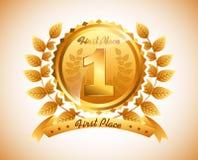 Award design Royalty Free Stock Photos