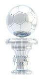 Award football sport trophy cup Royalty Free Stock Photo