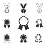 Award icon set. Award vector icons set. Illustration for graphic and web design vector illustration