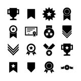 Award Icon Stock Images