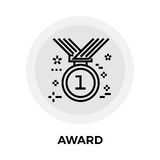 Award Line icon Stock Image