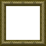 Award picture or photo frame Stock Photo
