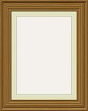 Award picture or photo frame Royalty Free Stock Photography
