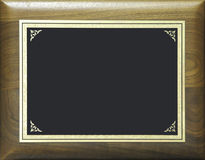 Award plaque Royalty Free Stock Photos