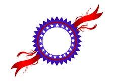 Award ribbon Stock Images