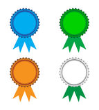 award ribbon Stock Photography