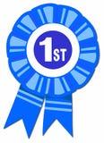 Award ribbon Royalty Free Stock Image