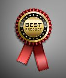 Award ribbon Royalty Free Stock Photo