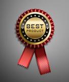Award ribbon Royalty Free Stock Photo