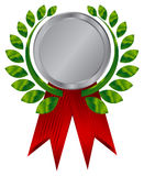 Award ribbons Stock Photo