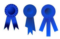 Award Ribbons Royalty Free Stock Photography