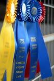 Award Ribbons Royalty Free Stock Photo