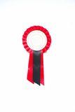 Award rosette Royalty Free Stock Photos