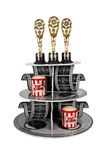 Award Stand Royalty Free Stock Images