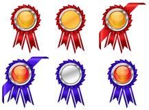 Award symbols Stock Photography