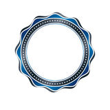 Award vintage circular frame with clear copy space made as art m Royalty Free Stock Photo