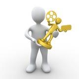 Award Winner Royalty Free Stock Images