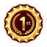 Award for winner Royalty Free Stock Photos