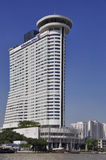 The award-winning Hilton Millennium, Bangkok Royalty Free Stock Image