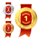 Awards Royalty Free Stock Photos
