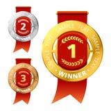 Awards Royalty Free Stock Photos