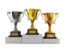 Awards Royalty Free Stock Image