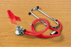 Awareness Ribbon Stock Photos
