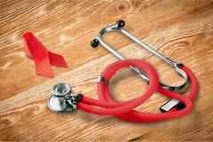 Awareness Ribbon Stock Photography