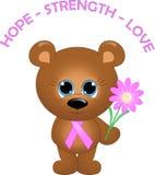 Awareness Teddy Bear Stock Photos