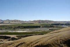 Awatere Tal-Weinanbaugebiet von Neuseeland Lizenzfreie Stockfotos
