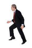 away businessman running Στοκ εικόνες με δικαίωμα ελεύθερης χρήσης