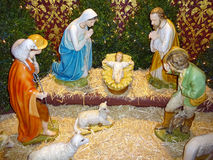 Away in a Manger Royalty Free Stock Images