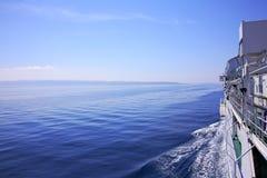 away segling Royaltyfria Foton
