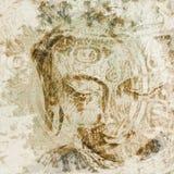 Awehaven Buddha kolekcja fotografia stock