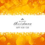 Awesome bright merry christmas festival background. Vector Stock Images