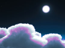 Awesome clouds Royalty Free Stock Photo