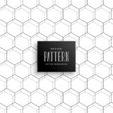 Awesome heaxagonal repetitive pattern background. Vector vector illustration