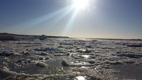 Awesome Icy Sea Stock Photos