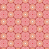 Awesome kaleidoscopic seamless pattern stock photo