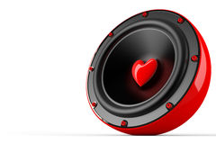 Awesome love speaker
