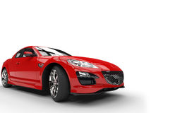 Awesome Red Car Stock Images