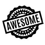 Awesome rubber stamp Stock Photos