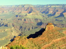 Awesome South Rim of Grand Canyon, Arizona, USA Royalty Free Stock Photos