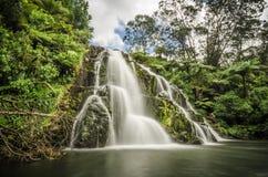 Awharoa Falls Stock Photo