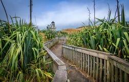 Awhitu-Leuchtturm Lizenzfreie Stockfotos