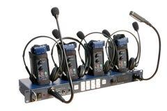 awiofonu system Zdjęcia Royalty Free